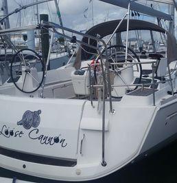 Jeanneau Sun Odyssey 509 | Loose Cannon