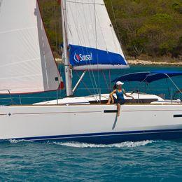 Jeanneau Sun Odyssey 389   Sunsail 18