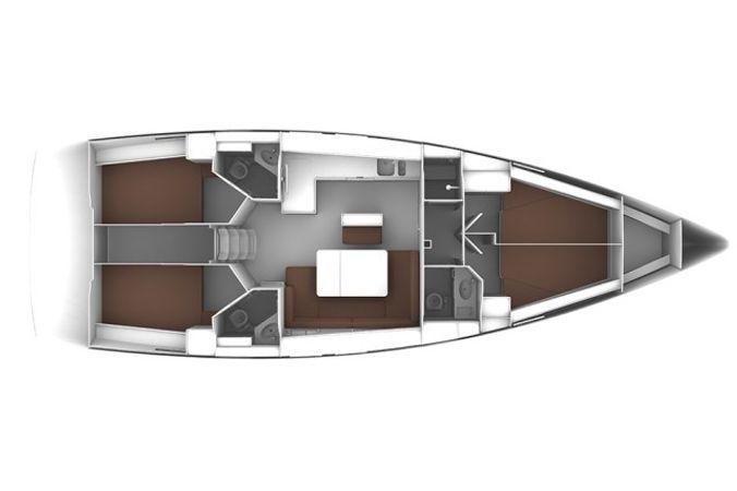 Bavaria Cruiser 46   Eris