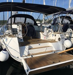 Bavaria 46 | Milky way