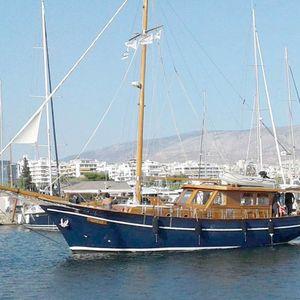 Custom Built 50   Aegeas