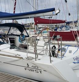 Beneteau First 40 | Voile du Layon