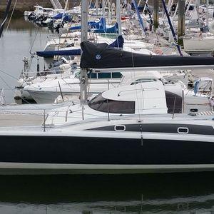 Location catamarans - France