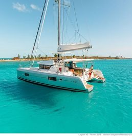 Fountaine Pajot Astrea 42 | Doris
