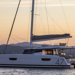 Fountaine Pajot Saona 47 | Tulum