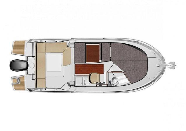 Jeanneau Merry Fisher 695 | Merry Fisher