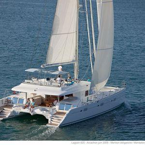 Lagoon 620   Dream Corsica 2