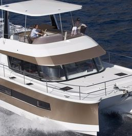 Fountaine Pajot MY 37 | Eris