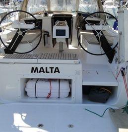 Dufour 360   Malta