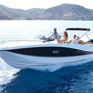 Quicksilver 755 | SunDeck