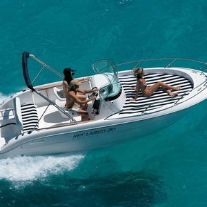 Fisher 20 | SunDeck