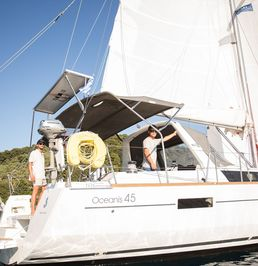 Beneteau Oceanis 45   Daedalus