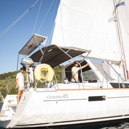 Beneteau Oceanis 45 | Daedalus