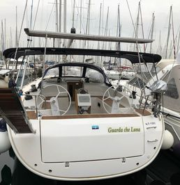 Bavaria Cruiser 51 | Guarda che Luna Corfu