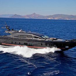 Golden yachts 130 | O'Pati