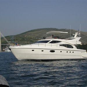 Моторная яхта - Хорватия