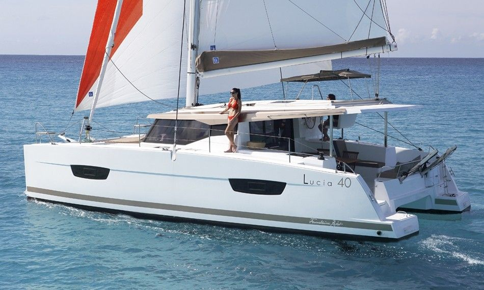 Catamaran Yacht - Portugal