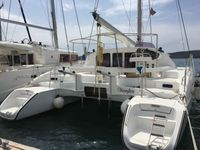 Fountaine Pajot 40 (2009)