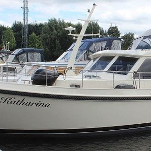 Linssen 410 | Katharina