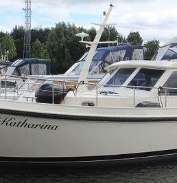 Linssen GS 410 AC | Katharina