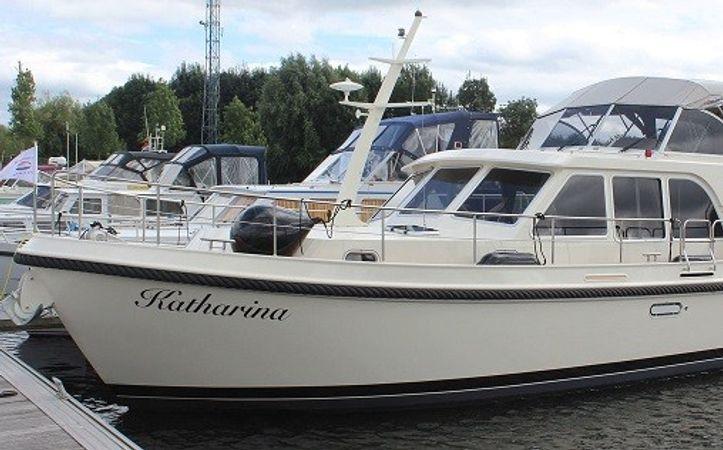 Linssen GS 410 AC   Katharina
