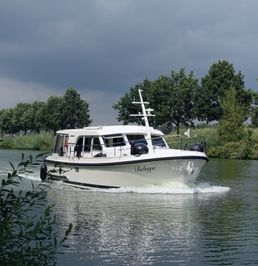 Linssen GS 40.0 Sedan | Beluga