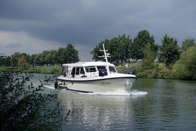 Linssen GS 40.0 Sedan | Beluga
