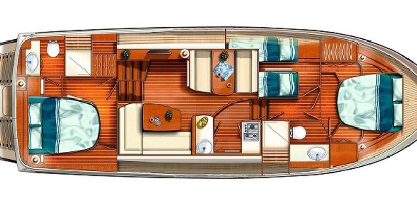 Linssen GS 40.0 AC | Deniz Sarayi