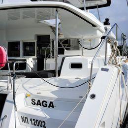 Lagoon 450 S   Saga