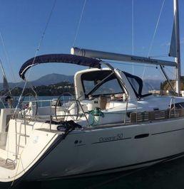 Beneteau Oceanis 50 | Free Spirit