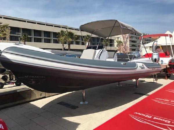 MV Marine 25 | GT
