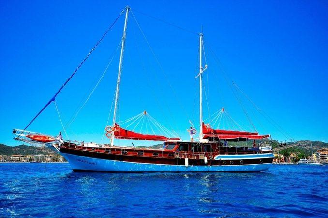 Gulet 91   Perla Del Mar I