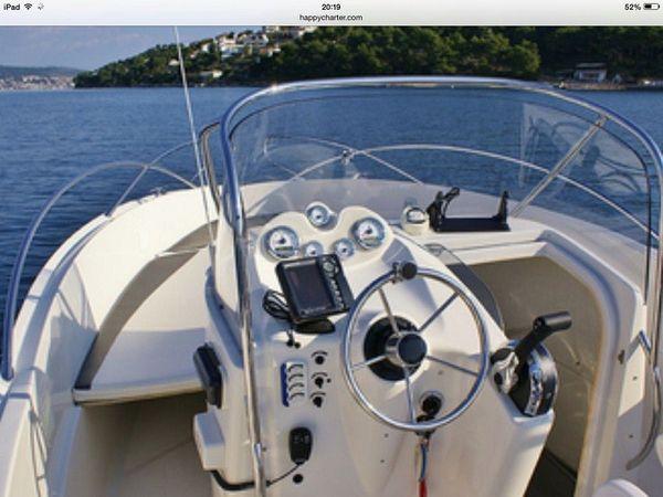 Quicksilver 650   Quicksilver Zadar