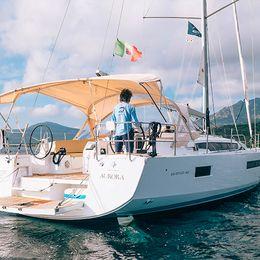 Jeanneau Sun Odyssey 490   Aurora