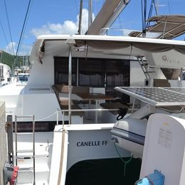 Fountaine Pajot Helia 44 | Cannelle