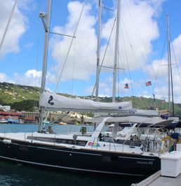 Beneteau Oceanis 48 | Fair Wind 2