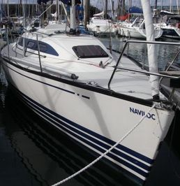 X-yachts 332 | Oryx