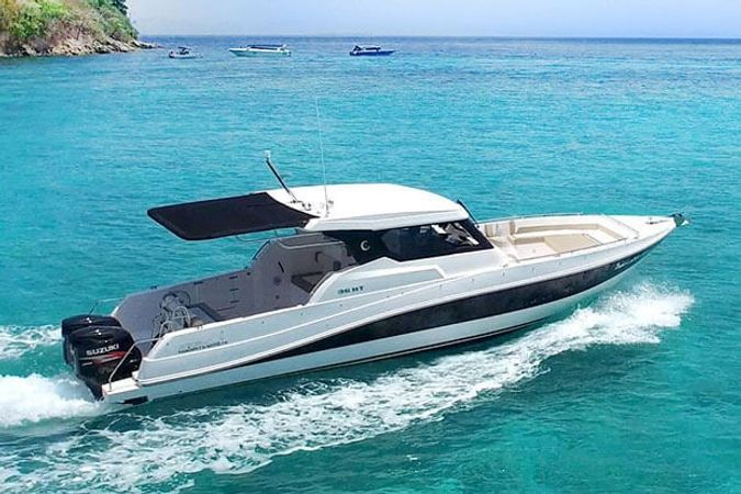 Silvercraft 36 HT | Gold Pearl