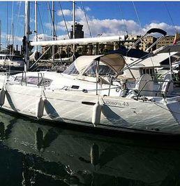 Beneteau Oceanis 43 | Goodbar