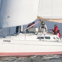 Jeanneau Sun Fast 37 | Nivius