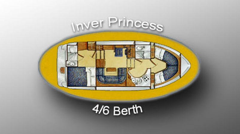 Haines 320   Inver Princess - Aghinver