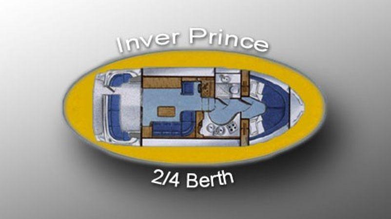 Haines 31 | Inver Prince - Belturbet