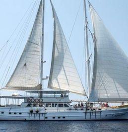 Gulet 134 | Aegean Clipper