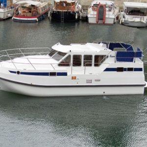 Motorboot mieten - Frankreich