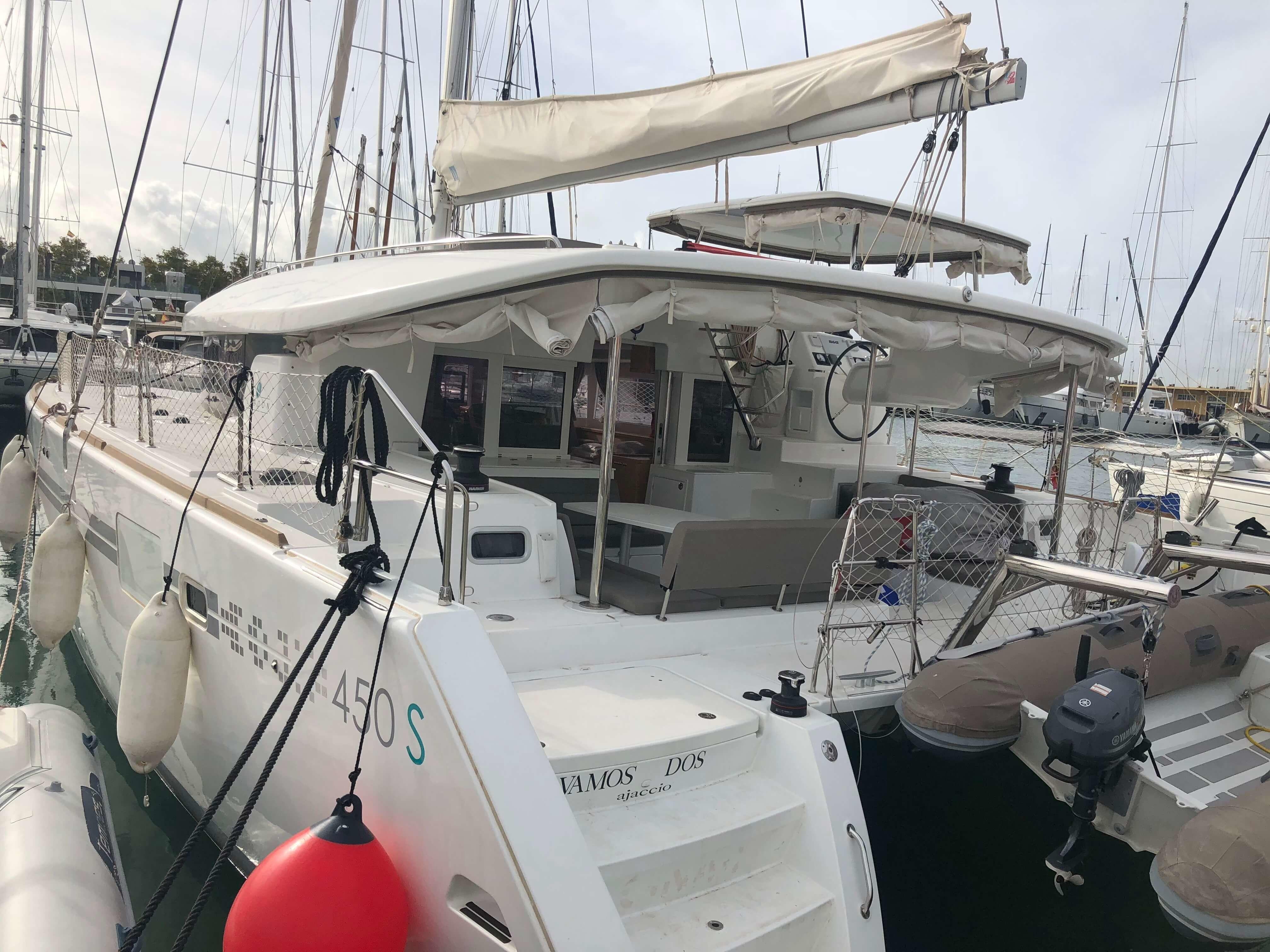 Lagoon 450 S (2016)