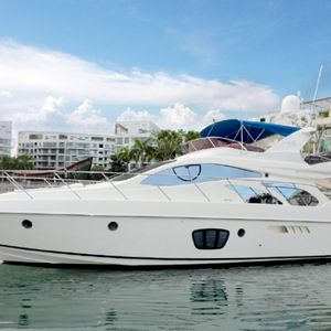 Azimut 55 | After 8