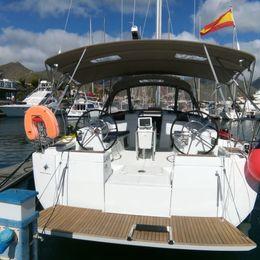 Jeanneau Sun Odyssey 449 | El Pulpito