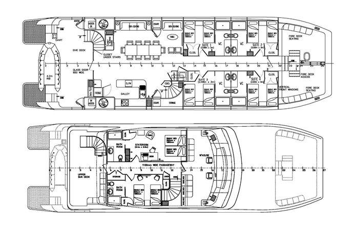 Sabre Catamarans 90 | Pegasus 9