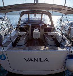 Dufour 360   Vanila