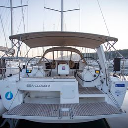 Dufour 412 | Sea cloud 2